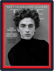 Time (Digital) Subscription October 25th, 2021 Issue