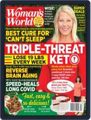 Woman's World (Digital) Subscription October 18th, 2021 Issue