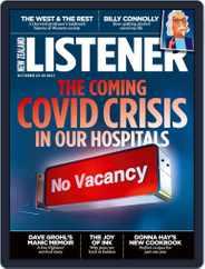 New Zealand Listener (Digital) Subscription October 23rd, 2021 Issue