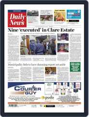 Daily News (Digital) Subscription October 18th, 2021 Issue
