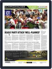 Cape Times (Digital) Subscription October 18th, 2021 Issue