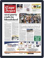 Cape Argus (Digital) Subscription October 18th, 2021 Issue