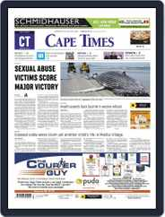 Cape Times (Digital) Subscription October 19th, 2021 Issue