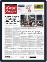 Cape Argus (Digital) Subscription October 19th, 2021 Issue