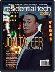 Residential Tech Today (Digital) Subscription September 1st, 2021 Issue