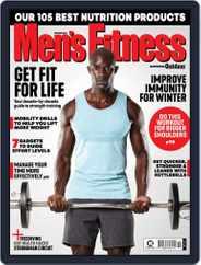 Men's Fitness UK (Digital) Subscription November 1st, 2021 Issue