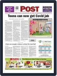 Post (Digital) Subscription October 20th, 2021 Issue