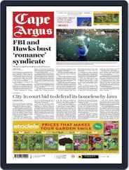 Cape Argus (Digital) Subscription October 20th, 2021 Issue
