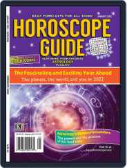 Horoscope Guide (Digital) Subscription January 1st, 2022 Issue
