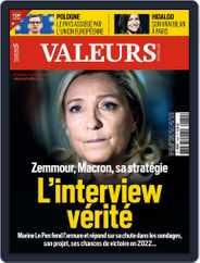 Valeurs Actuelles (Digital) Subscription October 21st, 2021 Issue
