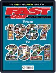 Fast Car (Digital) Subscription October 19th, 2021 Issue