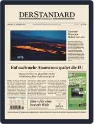 STANDARD Kompakt (Digital) Subscription October 22nd, 2021 Issue