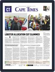 Cape Times (Digital) Subscription October 22nd, 2021 Issue