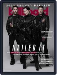 Billboard (Digital) Subscription October 23rd, 2021 Issue
