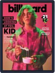Billboard (Digital) Subscription October 9th, 2021 Issue