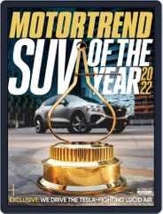 MotorTrend (Digital) Subscription December 1st, 2021 Issue
