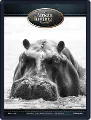 African Hunting Gazette (Digital) Subscription July 1st, 2021 Issue