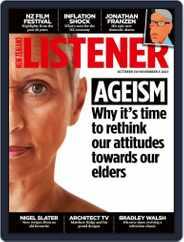 New Zealand Listener (Digital) Subscription October 30th, 2021 Issue