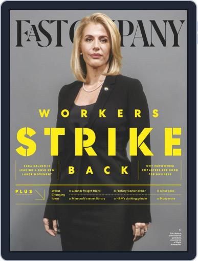 Fast Company Digital Magazine May 1st, 2021 Issue Cover