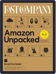 Fast Company Digital Magazine Subscription November 1st, 2021 Issue