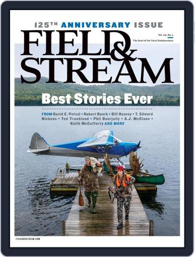 Field & Stream Digital Magazine October 21st, 2020 Issue Cover