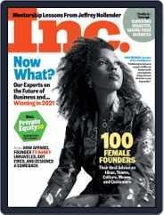 Inc Magazine Digital Magazine Subscription November 1st, 2020 Issue