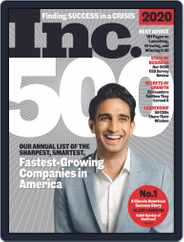 Inc Magazine Digital Magazine Subscription September 1st, 2020 Issue