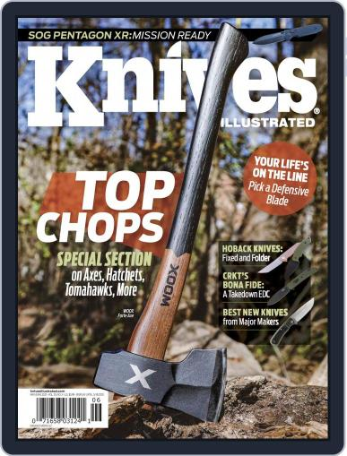 Knives Illustrated Digital Magazine May 1st, 2021 Issue Cover