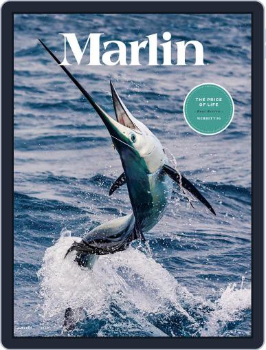 Marlin Digital Magazine March 1st, 2021 Issue Cover