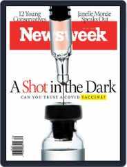 Newsweek Magazine (Digital) Subscription September 25th, 2020 Issue