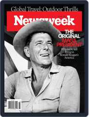 Newsweek Magazine (Digital) Subscription August 6th, 2021 Issue