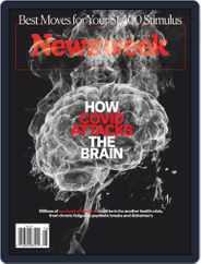 Newsweek Magazine (Digital) Subscription February 19th, 2021 Issue