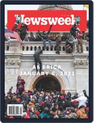 Newsweek Magazine (Digital) Subscription January 22nd, 2021 Issue