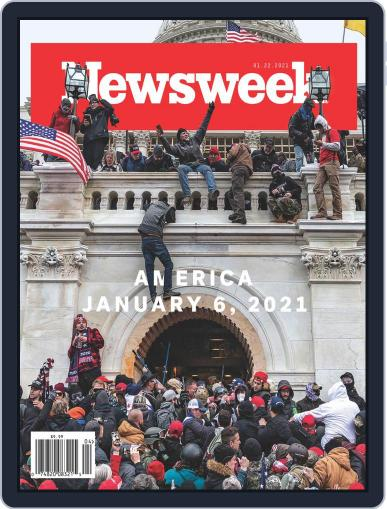 Newsweek Magazine (Digital) January 22nd, 2021 Issue Cover