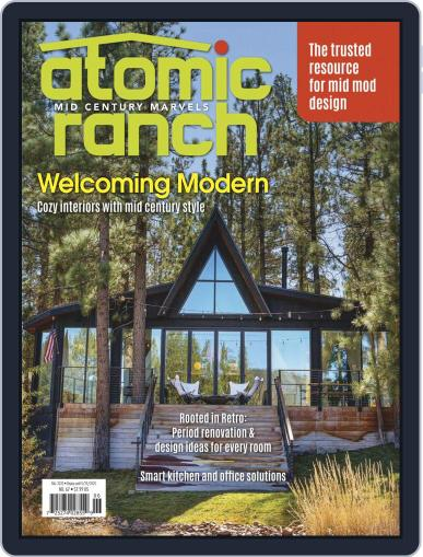 Atomic Ranch Digital Magazine July 1st, 2020 Issue Cover