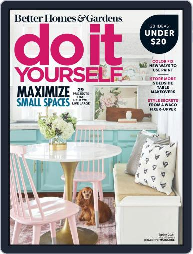 Do It Yourself Digital Magazine December 30th, 2020 Issue Cover