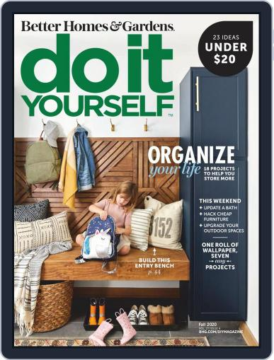 Do It Yourself Digital Magazine July 10th, 2020 Issue Cover