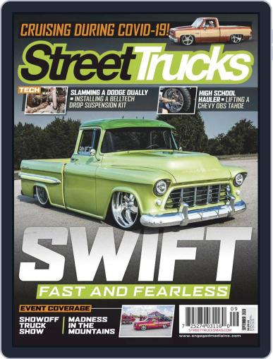 Street Trucks Digital Magazine September 1st, 2020 Issue Cover