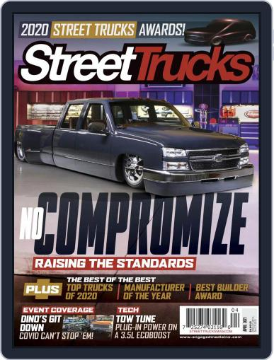 Street Trucks Digital Magazine April 1st, 2021 Issue Cover