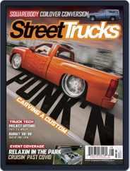 Street Trucks Digital Magazine Subscription August 1st, 2021 Issue