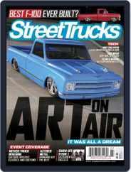 Street Trucks Digital Magazine Subscription July 1st, 2021 Issue