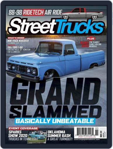 Street Trucks Digital Magazine March 1st, 2021 Issue Cover