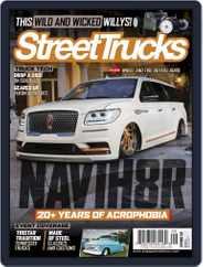 Street Trucks Digital Magazine Subscription September 1st, 2021 Issue