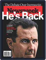 Newsweek Digital Magazine Subscription October 22nd, 2021 Issue