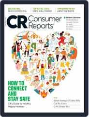 Consumer Reports Magazine (Digital) Subscription December 1st, 2020 Issue