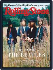 Rolling Stone Magazine (Digital) Subscription September 1st, 2020 Issue