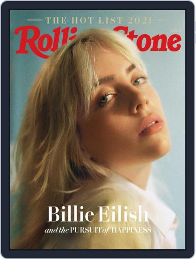 Rolling Stone Magazine (Digital) July 1st, 2021 Issue Cover