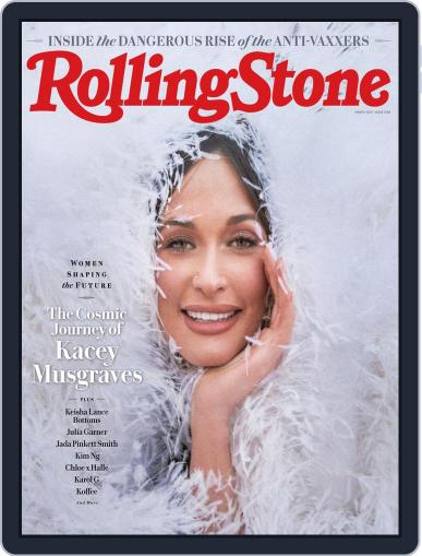 Rolling Stone Magazine (Digital) March 1st, 2021 Issue Cover