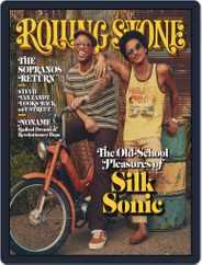 Rolling Stone Magazine (Digital) Subscription September 1st, 2021 Issue