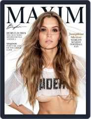 Maxim Magazine (Digital) Subscription September 1st, 2021 Issue